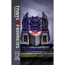 TRANSFORMERS IDW COLL PHASE 2 HC VOL 12 (C: 0-1-2)