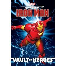 MARVEL VAULT OF HEROES IRON MAN TP (C: 0-1-0)