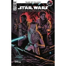 STAR WARS ADVENTURES (2020) #2 CVR A FRANCAVILLA (C: 1-0-0)