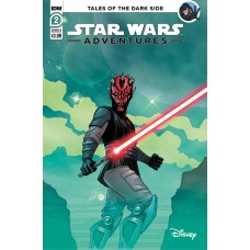 STAR WARS ADVENTURES (2020) #2 CVR B LEVENS (C: 1-0-0)