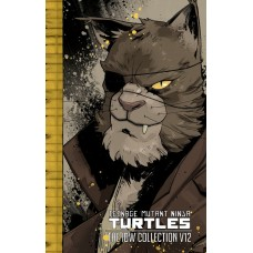 TMNT ONGOING (IDW) COLL HC VOL 12 (C: 0-1-0)