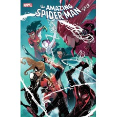 AMAZING SPIDER-MAN #50.LR VICENTINI VAR