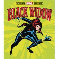 BLACK WIDOW MY MIGHTY MARVEL FIRST BOOK BOARD BOOK (C: 0-1-0