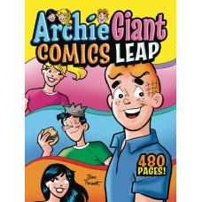 ARCHIE GIANT COMICS LEAP GN