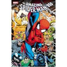AMAZING SPIDER-MAN #850 SPENCER SGN (C: 0-1-2)