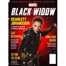 BLACK WIDOW OFF MOVIE SPECIAL NEWSSTANDS ED (C: 1-0-0)