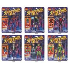 SPIDER-MAN VINTAGE 6IN AF ASST 202001 (Net) (C: 1-1-2)