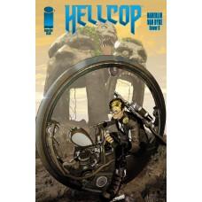 HELLCOP #1 CVR C HABERLIN & VAN DYKE (MR)