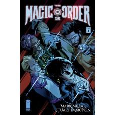MAGIC ORDER 2 #1 (OF 6) CVR A IMMONEN (MR)