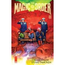MAGIC ORDER 2 #1 (OF 6) CVR C TOCCHINI (MR)