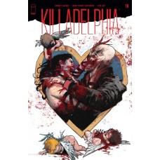 KILLADELPHIA #18 CVR A ALEXANDER (MR)