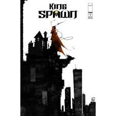 KING SPAWN #3 CVR A GLAPION