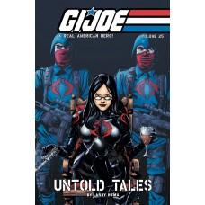 GI JOE A REAL AMERICAN HERO TP VOL 25 UNTOLD TALES (C: 0-1-1