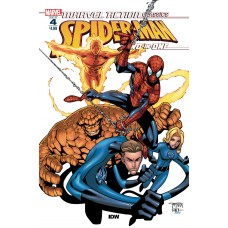 MARVEL ACTION CLASSICS SPIDER-MAN TWO IN ONE #4