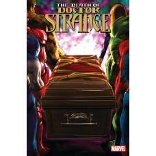DEATH OF DOCTOR STRANGE #2 (OF 5)