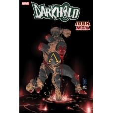 DARKHOLD IRON MAN #1 CAMUNCOLI VAR