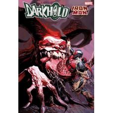 DARKHOLD IRON MAN #1 CONNECTING VAR