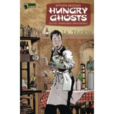 HUNGRY GHOSTS #2 (OF 4) (MR)
