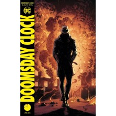 DOOMSDAY CLOCK #4 (OF 12) VARIANT