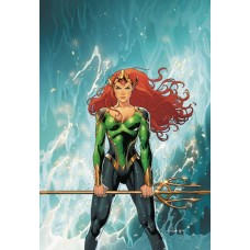 MERA QUEEN OF ATLANTIS #1 (OF 6)