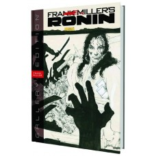 FRANK MILLERS RONIN GALLERY ED HC