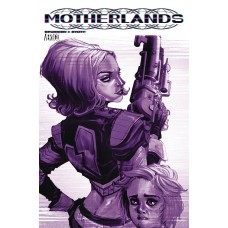 MOTHERLANDS #2 (OF 6) (MR)