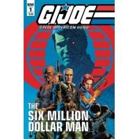GI JOE VS SIX MILLION DOLLAR MAN #1 CVR A CASSADAY