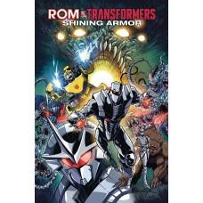 ROM VS TRANSFORMERS SHINNING ARMOR TP