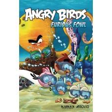ANGRY BIRDS FURIOUS FOWL HC