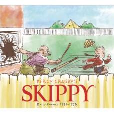 SKIPPY HC VOL 04 COMPLETE DAILIES 1934 - 1936