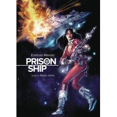 PRISON SHIP HC