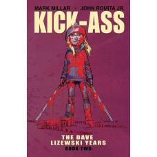KICK-ASS DAVE LIZEWSKI YEARS TP VOL 02 (MR)