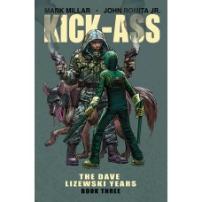 KICK-ASS DAVE LIZEWSKI YEARS TP VOL 03 (MR)