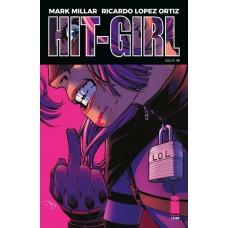 HIT-GIRL #1 CVR A REEDER (MR)