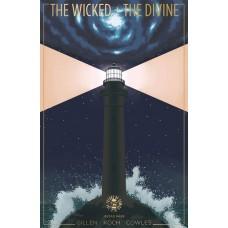 WICKED & DIVINE 1923 CVR A MCKELVIE & WILSON (ONE-SHOT) (MR)