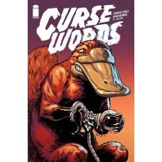 CURSE WORDS #11 CVR A BROWNE (MR)
