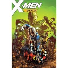X-MEN GOLD #21 LEGACY