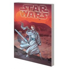 STAR WARS TP VOL 07 ASHES OF JEDHA