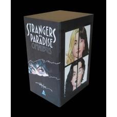 STRANGERS IN PARADISE OMNIBUS SC ED