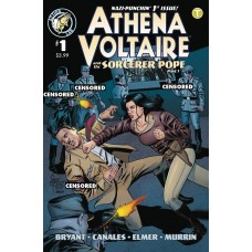 ATHENA VOLTAIRE 2018 ONGOING #1 CVR A BRYANT