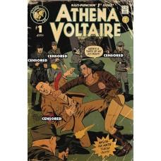 ATHENA VOLTAIRE 2018 ONGOING #1 CVR B BRYANT RETRO