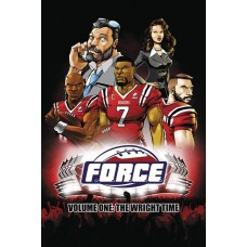 FORCE TP VOL 01 WRIGHT TIME