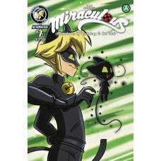 MIRACULOUS ADVENTURES LADYBUG CAT NOIR #7