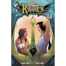 PRINCELESS RAVEN YEAR 2 #5 LOVE AND REVENGE