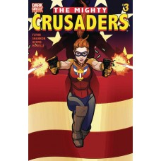 MIGHTY CRUSADERS #3 CVR C FEISTER
