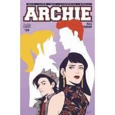 ARCHIE #28 CVR A MOK