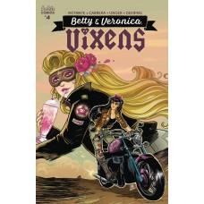 BETTY AND VERONICA VIXENS #4 CVR A EVA CABRERA
