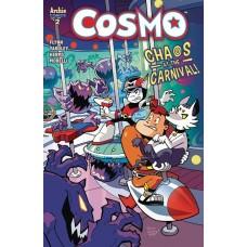 COSMO #2 CVR A YARDLEY