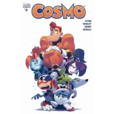 COSMO #2 CVR C STANLEY