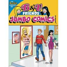 B & V FRIENDS JUMBO COMICS DIGEST #259